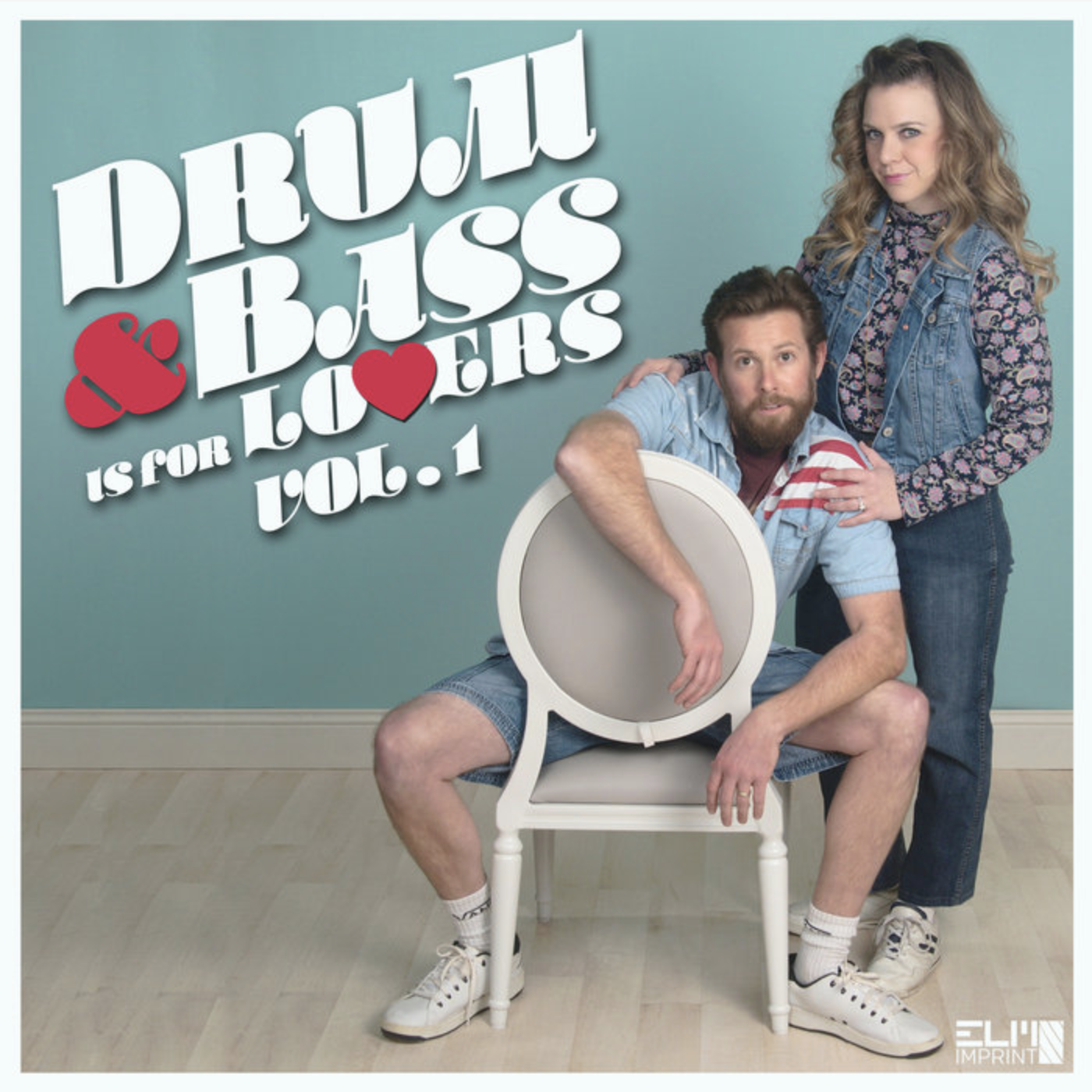 drum & bass is for lovers volume 1 cover