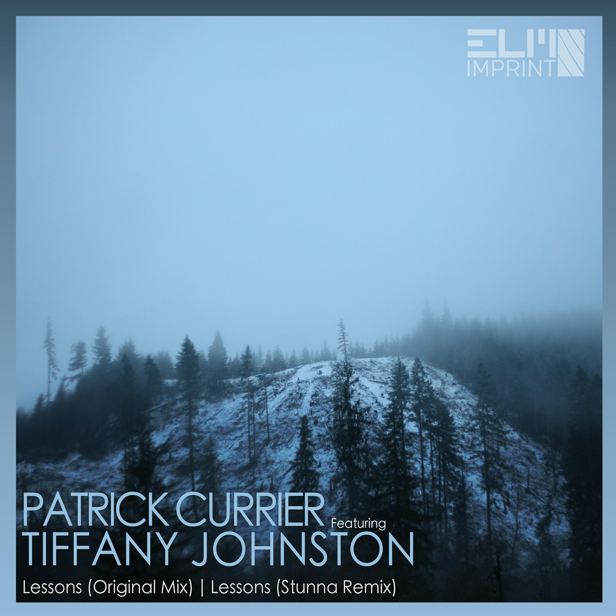 patrick currier release cover